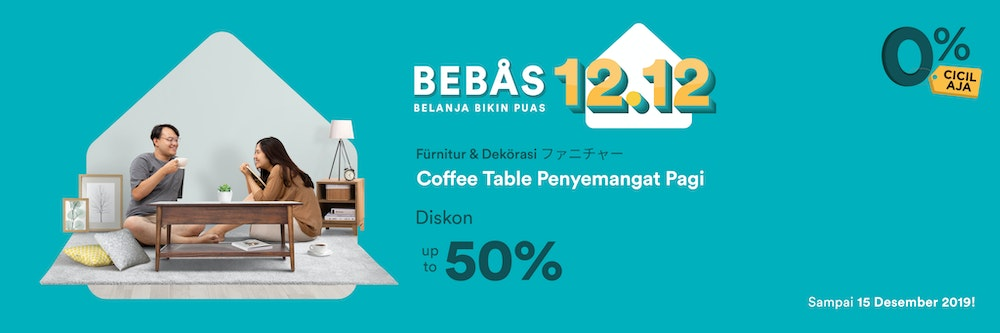 Coffee Table Terbaik Up To 50 Percent OFF