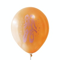 Adalima Balloon Balon Latex Ballerina Peach QQ