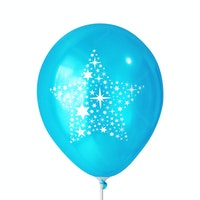 Adalima Balloon Balon Latex Stars QQ