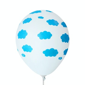 Adalima Balloon Balloon Clouds Royal Blue QQ