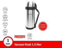 Yoshikawa Vacuum Flask 1500 ml - YS150