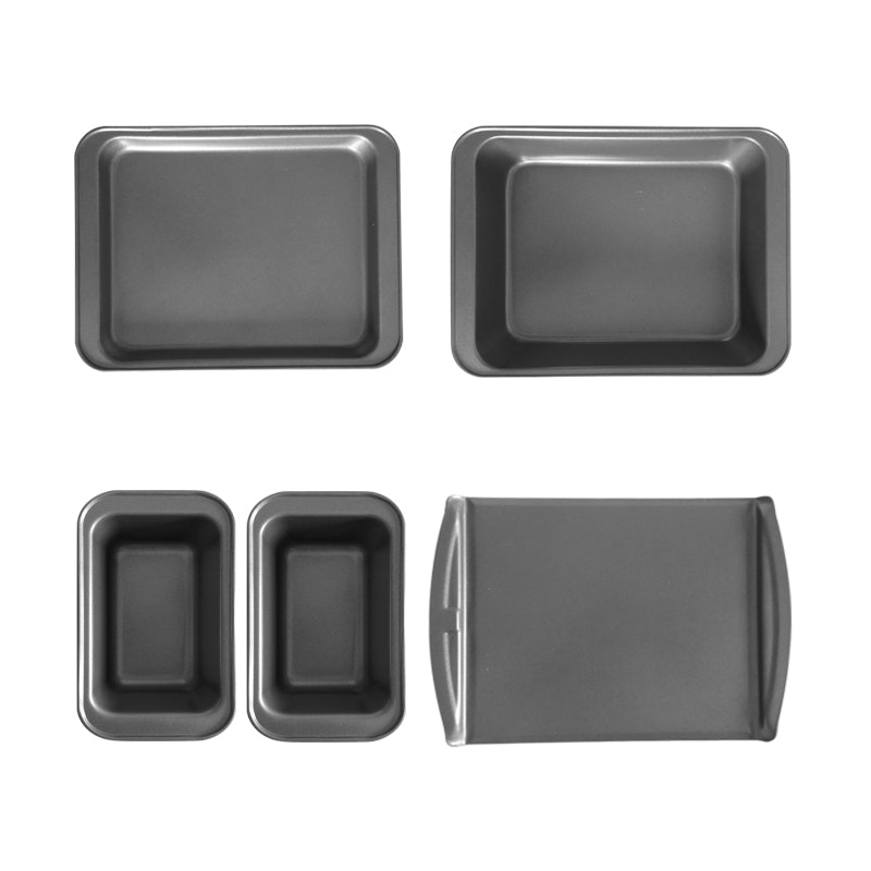 Big J Mini Bakeware Set - Loyang Mini Set - 5 buah