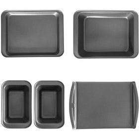 Big J Big J Loyang Mini (Bakeware Mini) Set isi 5 buah