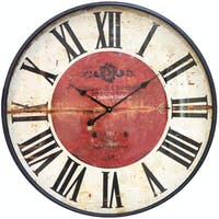 California Home Alec Wall Clock by  California Home
