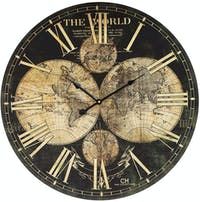 California Home Alesia Wall Clock by  California Home
