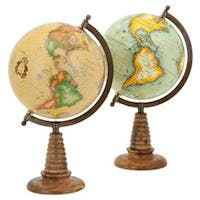 California Home Table Globes