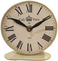 California Home Ella Elaine Desk Clock