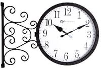 California Home Lovelle Double Sides Wall Clock
