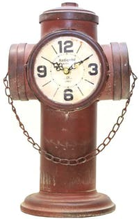California Home Charlie Table Clock