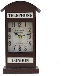 California Home Tamworth Table Clock