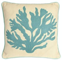 California Home Gale Coral Pillow
