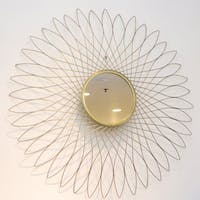 California Home Spirograph Wall Mirror