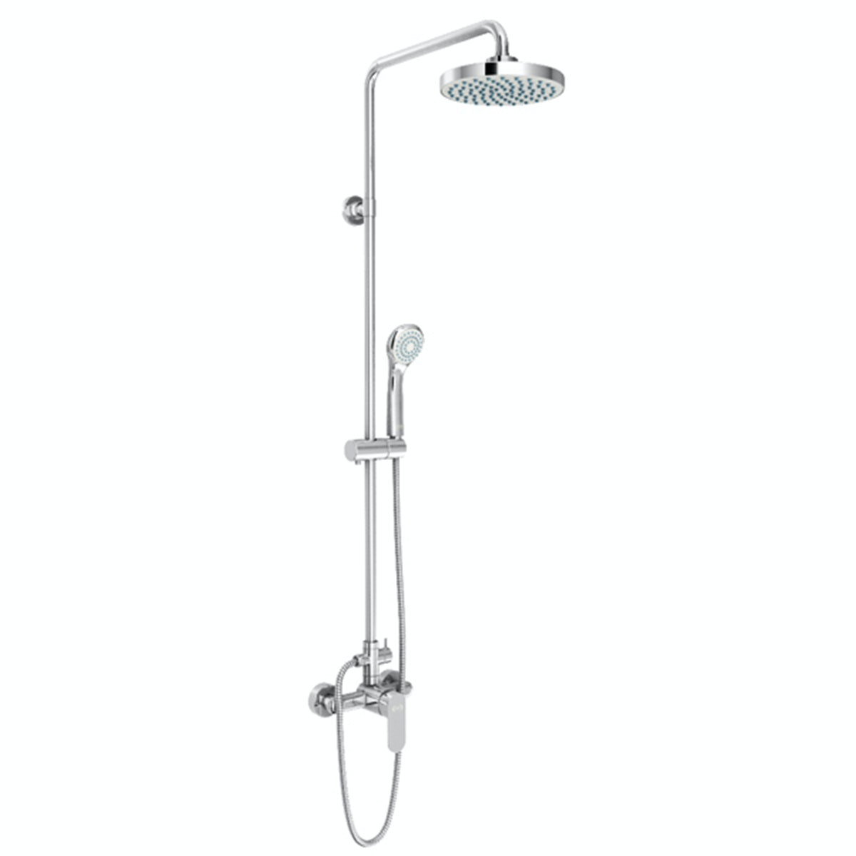 AER Mixer Shower Set Complete Panas-Dingin/Mixer Shower Set Complete MS-1
