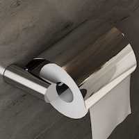 AER Toilet Tissue Holder / Tempat Tissue Toilet Roll ACB 01-10