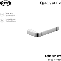 AER Toilet Tissue Holder / Tempat Tissue Toilet Roll ACB 02-09