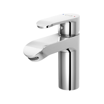 AER Kran Air Wastafel Air Dingin Kuningan / Single Faucet SAS WX2C (12.5x4.5x14.5 cm)