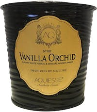 Aquiesse Luxetin Scented Candle (Vanilla Orchid)