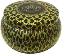 Voluspa Scented Candle Versailes Coll (Vervaine Olive Leaf)