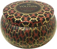 Voluspa Scented Candle Versailes Coll (Black Figue & Chypre)