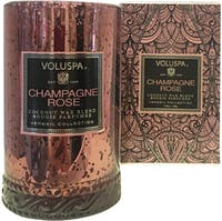 Voluspa Scented Candle Vermeil Collection (Champagne Rose)