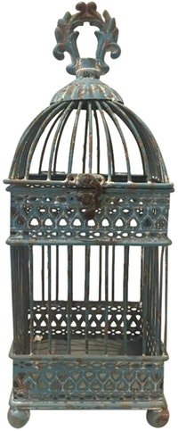 Athome Decor Lifestyle Bird Cage