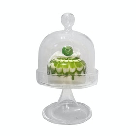 Athome Decor Lifestyle Mini Cake Stand With Cover