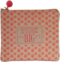 C&C Cosmetic Pouch (Pink)