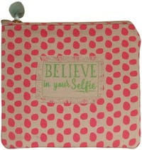 C&C Cosmetic Pouch (Magenta)