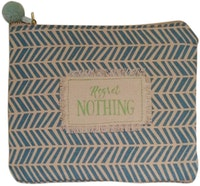 C&C Cosmetic Pouch (Chev Blue)