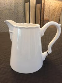 TWO'S COMPANY Jar/Pitcher - Ceramic