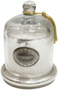 Apothecary Guild Zodax Scented Candle Jar with Glass Dome ( Illuminazone)