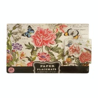 Michel Design Works Paper Placemats Botanical