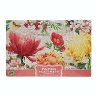 Michel Design Works Paper Placemats Botany