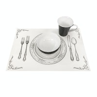 Hester & Cook Paper Placemats Perfect Setting