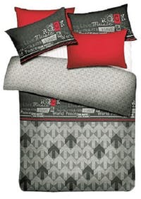 Ai by Akemi Set Sprei dan Bed Cover Lovesome Music Dream 120x200x30cm