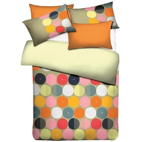 Ai by Akemi Set Sprei dan Bed Cover Lovesome Bomber 160x200x30cm