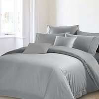 Akemi Set Sprei & Quilt Cover Set Autograph Leighton Lavelle Box Grey 200 x 200 cm