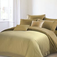 Akemi Set Sprei & Quilt Cover Set Autograph Leighton Lavelle Box Cream 160 x 200 cm