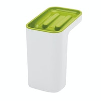Joseph Joseph Sink Pod Self-Draining Sink Tidy - Green