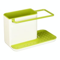 Joseph Joseph Sink Caddy White/Green