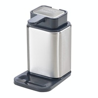 Joseph Joseph Surface Stainless-Steel Soap Pump
