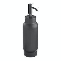 iDesign Austin Soap Pump Matte Black