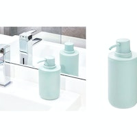 iDesign Cade Soap Pump Soft Aqua