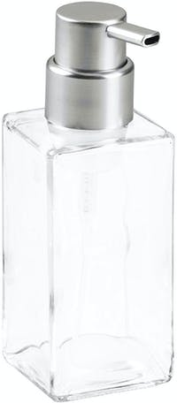 iDesign Casilla Foaming Soap Pump? Modern Clear/Brushed