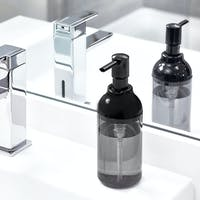 iDesign Finn Soap Pump Black/Smoke