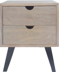 Alegre Tierra Night Table 2 Drawers