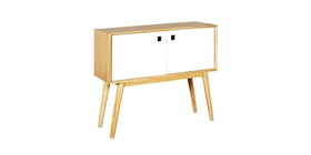 Alegre Nordic Console With Doors