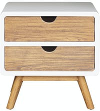 Alegre Kino Night Table 2 Drawer