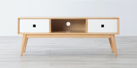Alegre Nordic TV Table