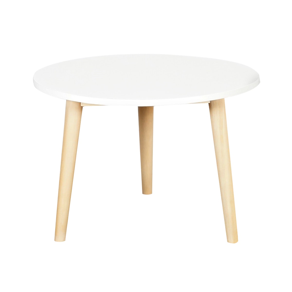 Alegre Nordic Round Coffee Table
